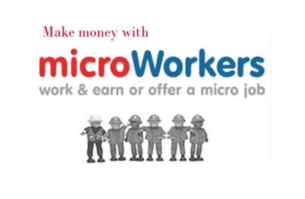 How to make money online with Microworkers, make money online, how to make money online with online job, how to get paid on microworkers, is microworkers legit