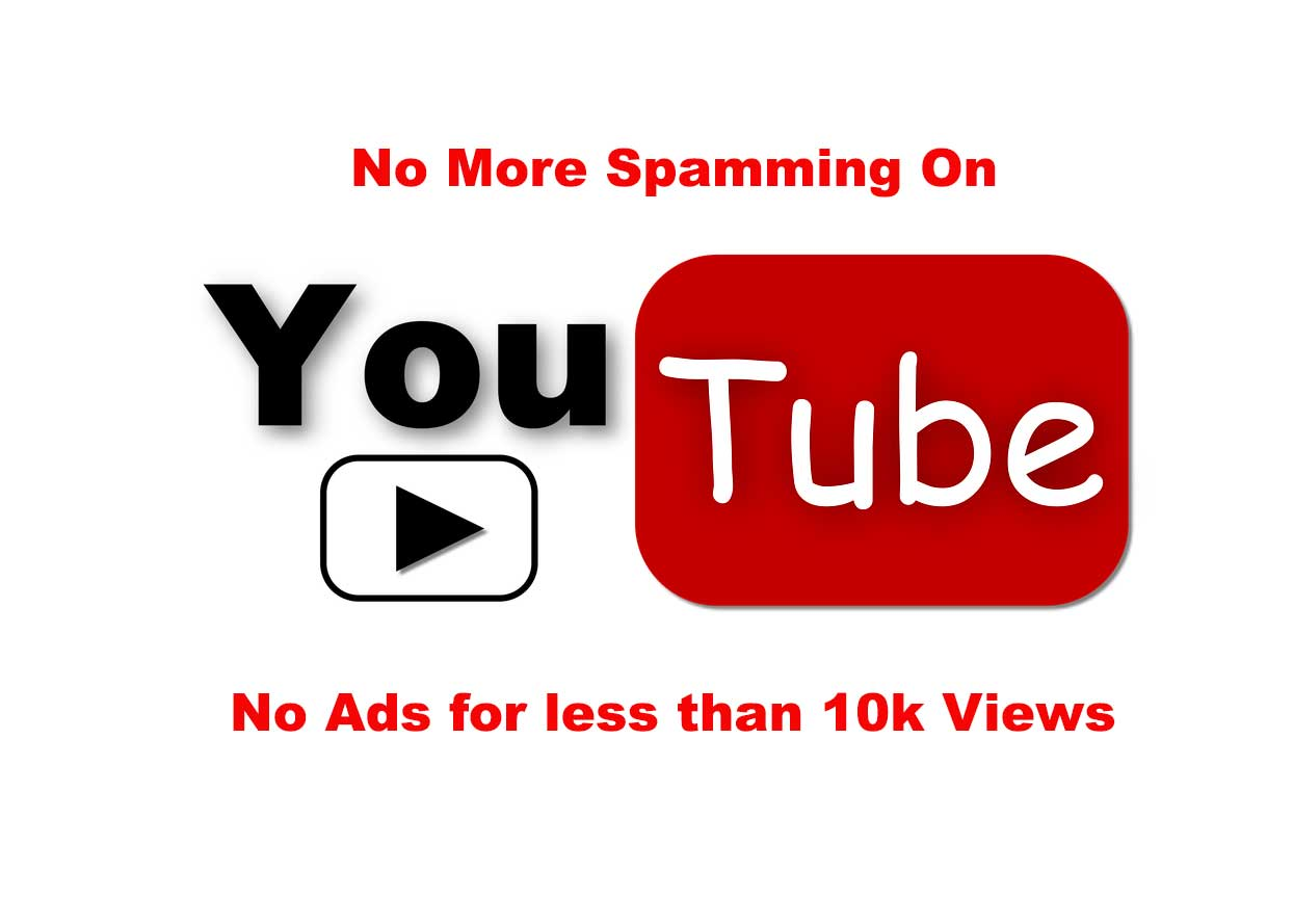 Youtube diabled monetization for less than 10k views, youtube ads not showing, how to make money online with youtube, why youtube is not showing ads on small youtube channels, why big companies boycott youtube